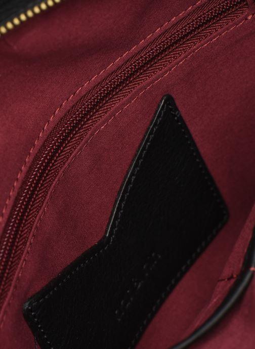 Handtaschen Nat & Nin Appoline schwarz ansicht von hinten
