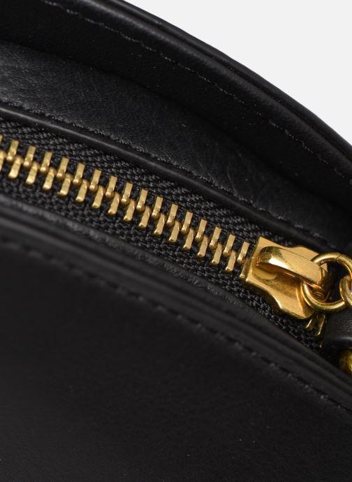 Handtaschen Nat & Nin Appoline schwarz ansicht von links