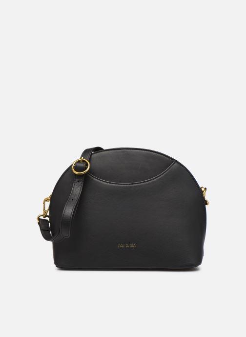 Handtaschen Nat & Nin Appoline schwarz detaillierte ansicht/modell