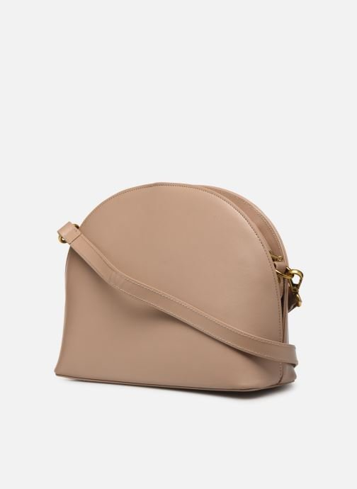 Handbags Nat & Nin Appoline Beige view from the right