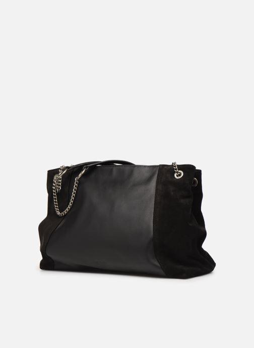 Handtassen Nat & Nin Hortense Zwart model