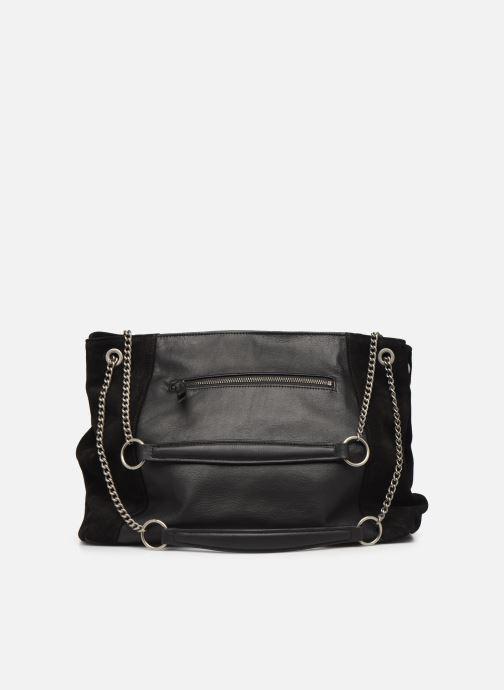 Handtassen Nat & Nin Hortense Zwart voorkant