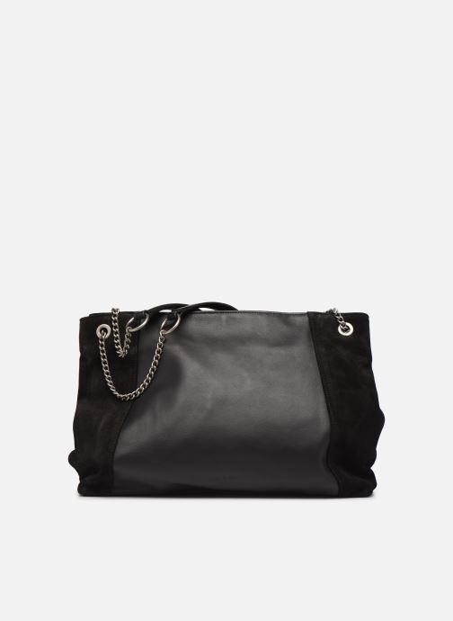 Handtassen Nat & Nin Hortense Zwart detail