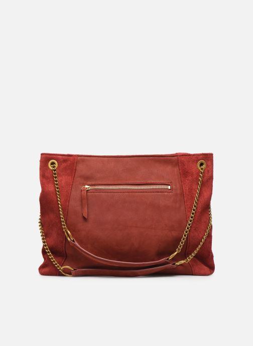 Bolsos de mano Nat & Nin Hortense Rojo vista de frente
