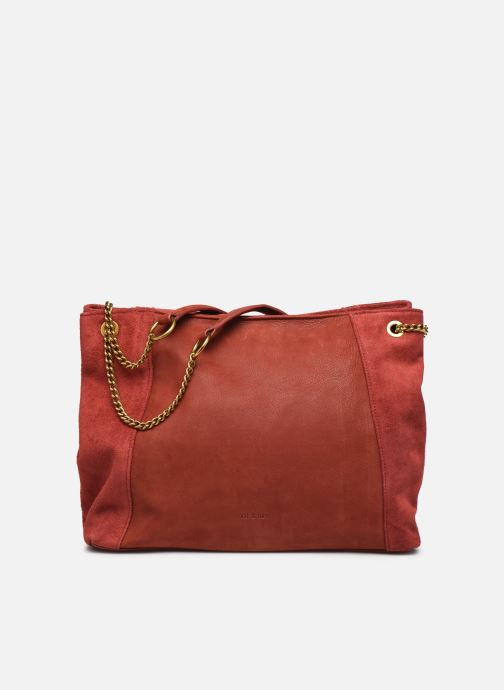 Handtassen Nat & Nin Hortense Rood detail