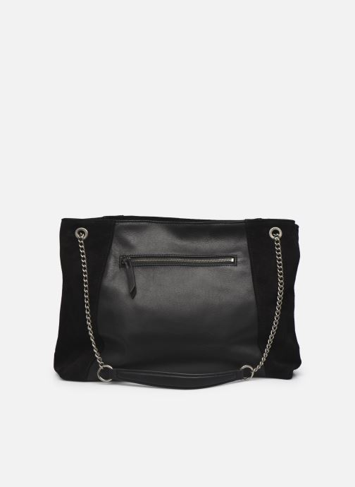 Handtaschen Nat & Nin Hortense schwarz ansicht von vorne