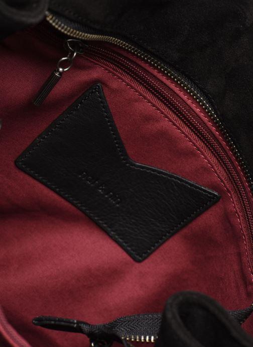 Handtaschen Nat & Nin Hortense schwarz ansicht von hinten