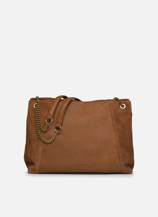 Handtaschen Nat & Nin Hortense braun detaillierte ansicht/modell