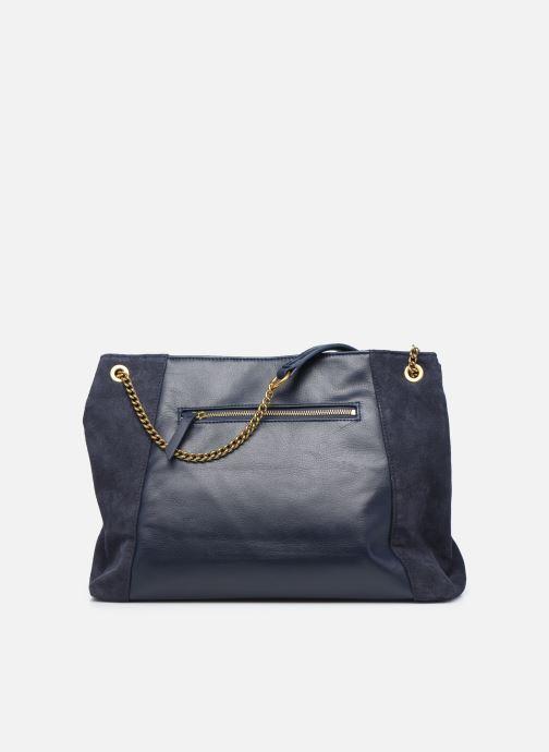 Handtaschen Nat & Nin Hortense blau ansicht von vorne