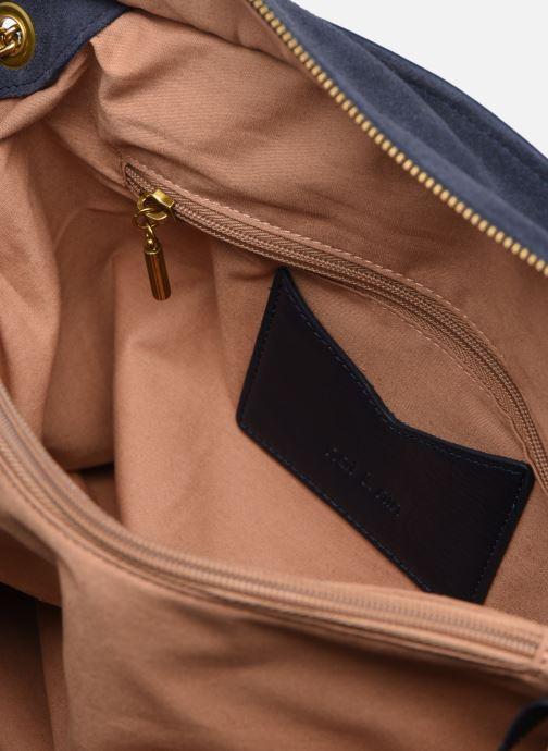 Handtaschen Nat & Nin Hortense blau ansicht von hinten