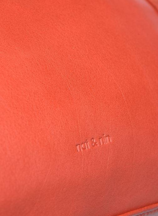 Nat & Nin Hortense (Rojo) Bolsos de mano chez Sarenza (458872)