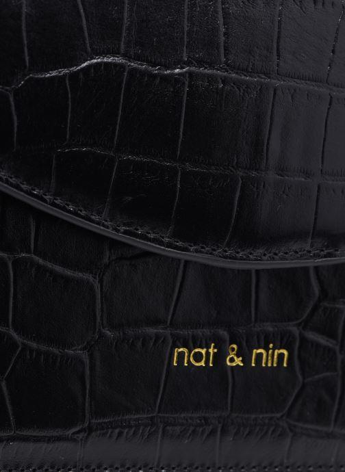Sacs à main Nat & Nin Hermione Noir vue gauche