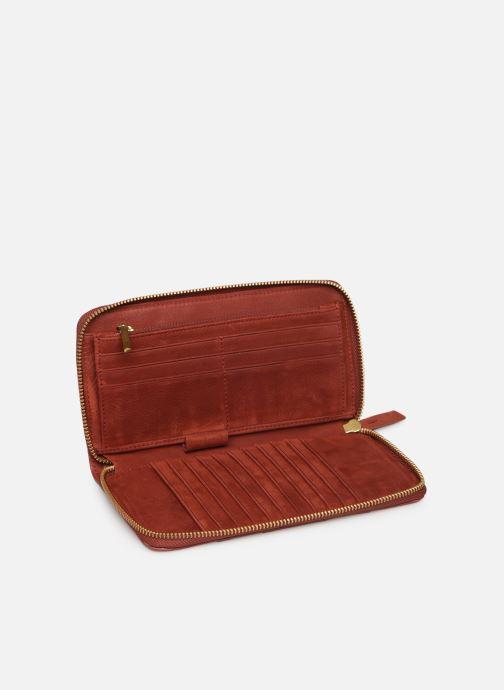 Portemonnaies & Clutches Nat & Nin Marylou weinrot ansicht von hinten