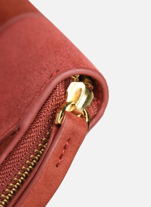 Portemonnaies & Clutches Nat & Nin Marylou weinrot ansicht von links