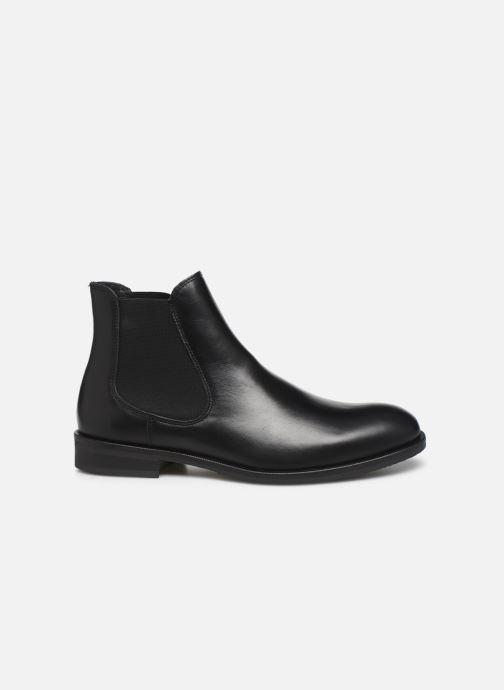 Bottines et boots Selected Homme SLHLOUIS LEATHER CHELSEA BOOT B NOOS Noir vue derrière