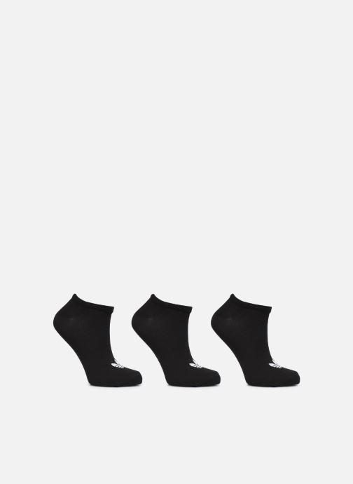 Sokken en panty's adidas originals TREFOIL LINER Lot de 3 Zwart detail