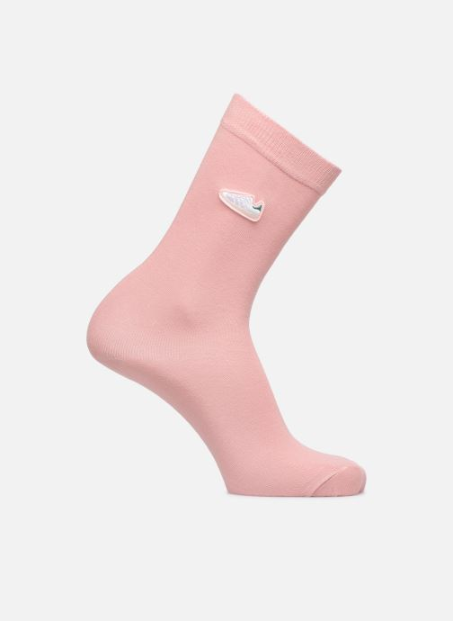 Socks & tights adidas originals SUPER SOCK Pink detailed view/ Pair view