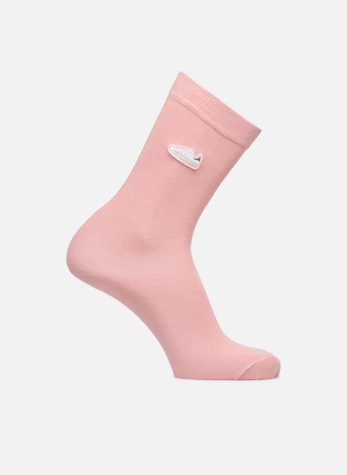 Calze e collant adidas originals SUPER SOCK Rosa vedi dettaglio/paio