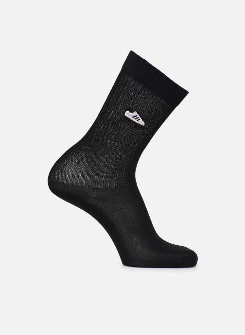 Chaussettes et collants adidas originals SUPER SOCK Noir vue détail/paire