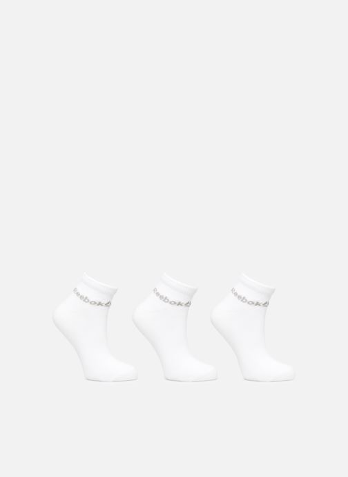 Sokken en panty's Reebok ACT CORE ANKLE SOCK 3P Wit detail