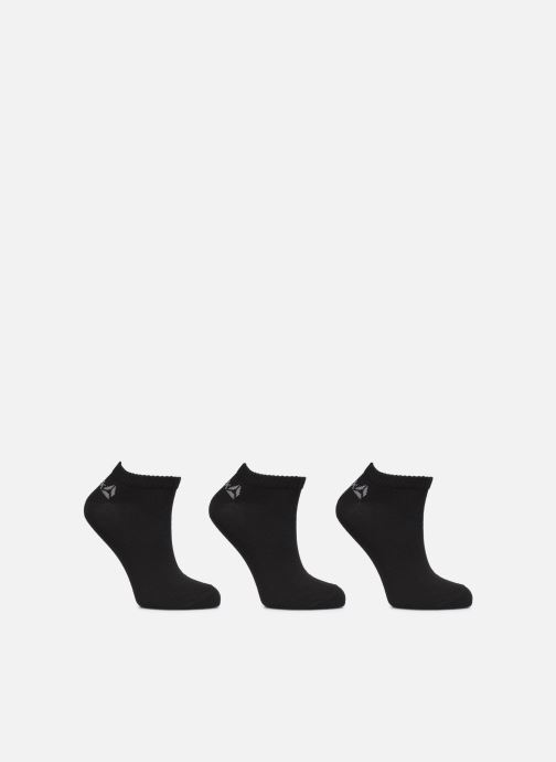 Chaussettes et collants Reebok ACT CORE INSIDE SOCK 3P Noir vue détail/paire