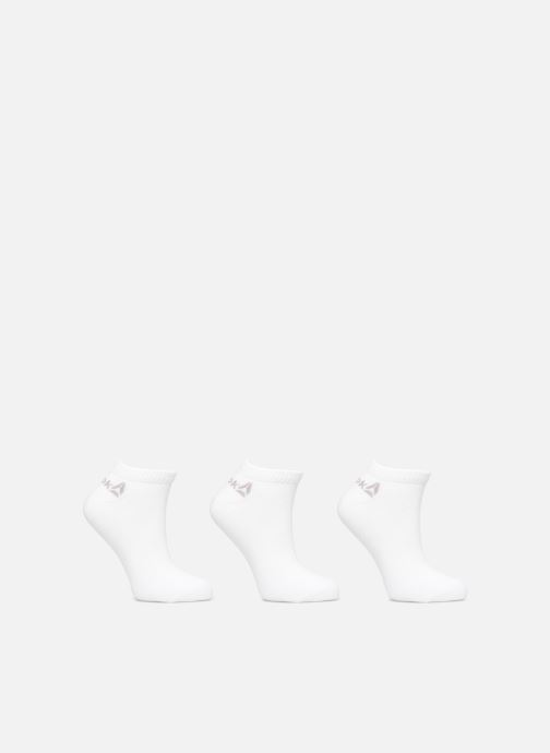 Chaussettes et collants Reebok ACT CORE INSIDE SOCK 3P Blanc vue détail/paire