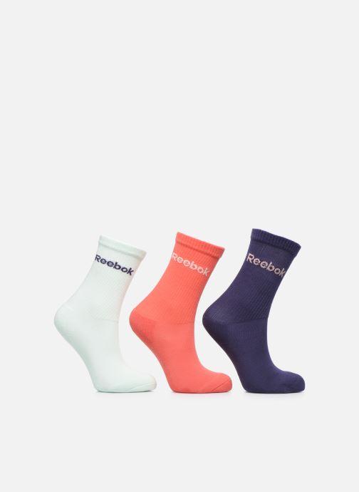 Socks & tights Reebok KIDS BOY CREW 3PR Pink detailed view/ Pair view