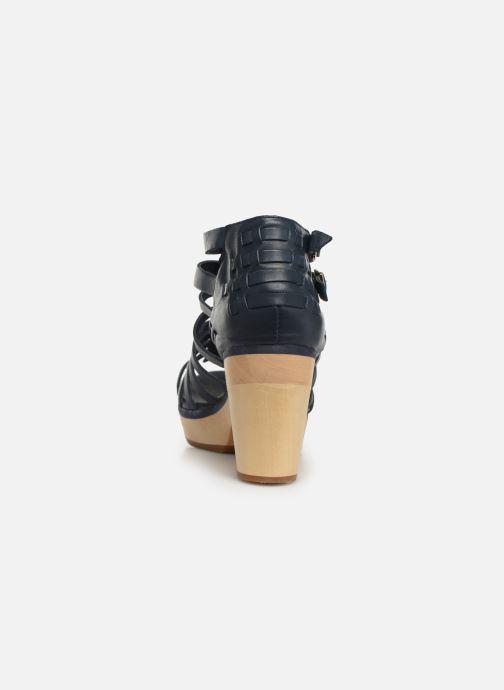 Sandales et nu-pieds Flipflop kambhu Bleu vue droite