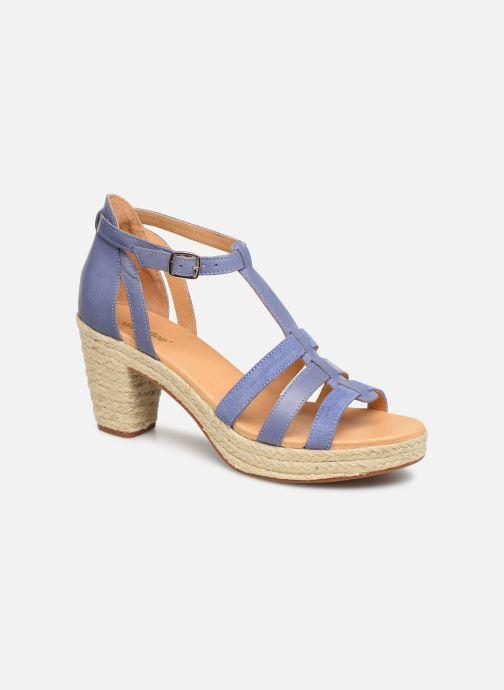 Sandales et nu-pieds Flipflop coconut Bleu vue détail/paire