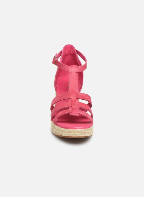 Sandales et nu-pieds Flipflop coconut Rose vue portées chaussures
