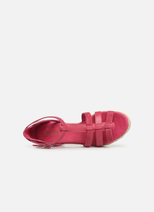 Sandales et nu-pieds Flipflop coconut Rose vue gauche
