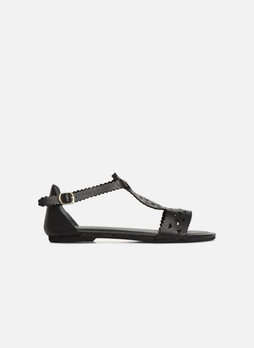 Sandales et nu-pieds Flipflop maya Noir vue derrière