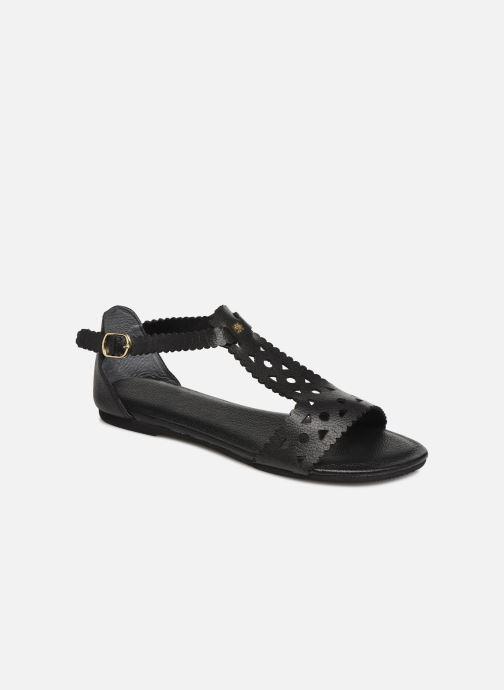 Sandales et nu-pieds Flipflop maya Noir vue détail/paire