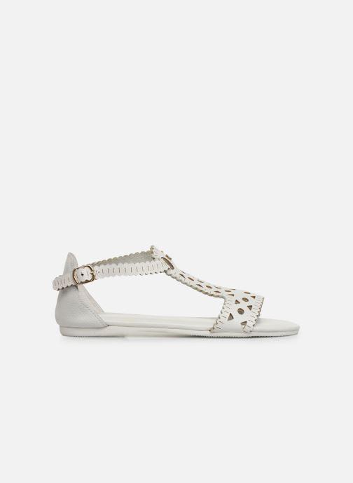 Sandales et nu-pieds Flipflop maya Blanc vue derrière