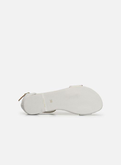 Sandales et nu-pieds Flipflop maya Blanc vue haut