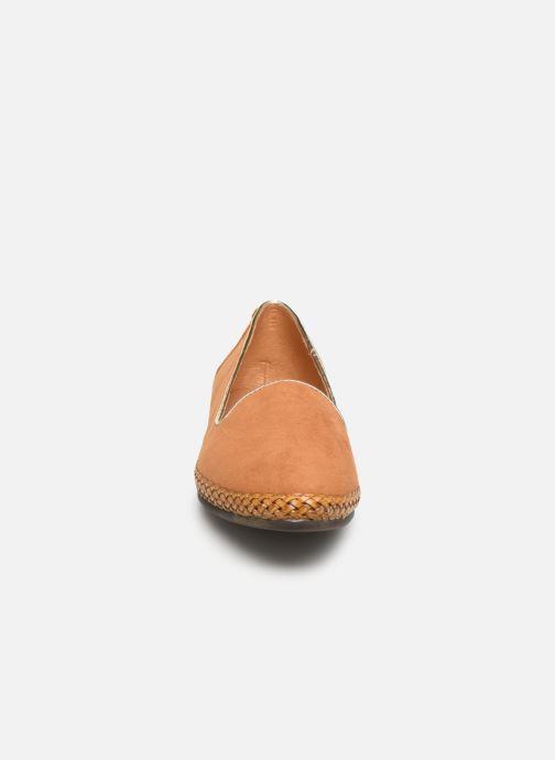 Loafers Flipflop chili Brun se skoene på