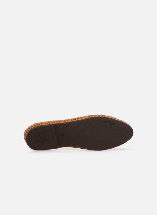 Loafers Flipflop chili Brun se foroven