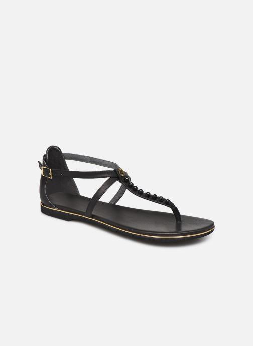 Sandales et nu-pieds Flipflop puebla pearls Noir vue détail/paire