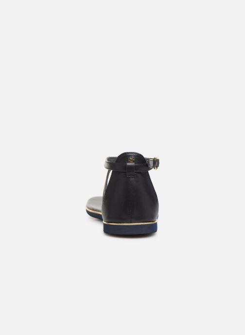 Sandales et nu-pieds Flipflop puebla pearls Bleu vue droite