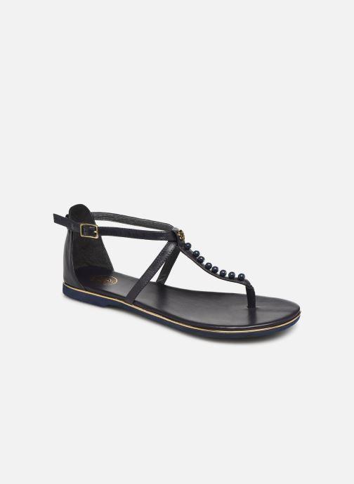 Sandales et nu-pieds Flipflop puebla pearls Bleu vue détail/paire