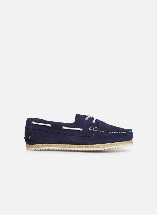 Chaussures à lacets TBS Macaron Bleu vue derrière