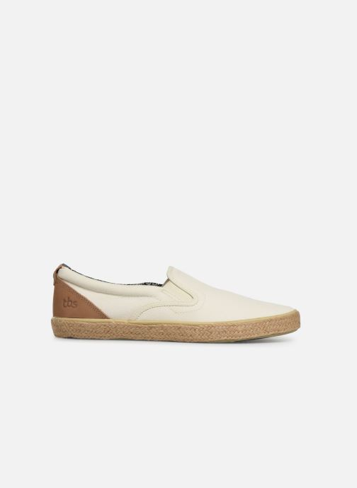 Loafers TBS Reviews White back view