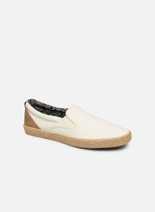 Loafers TBS Reviews White detailed view/ Pair view