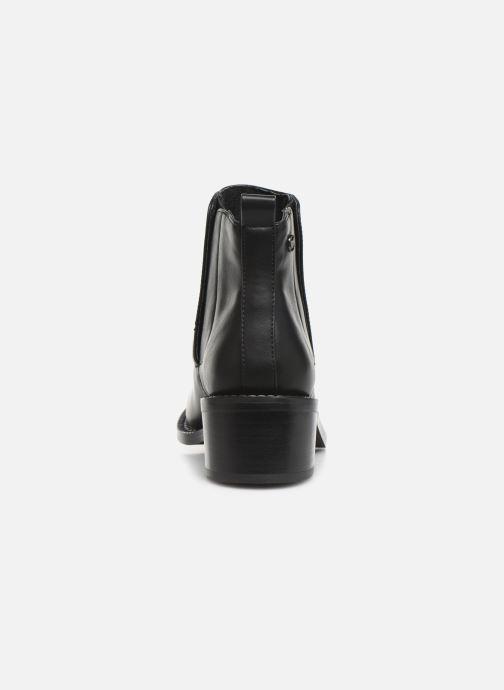 Bottines et boots Chattawak BIANCA Noir vue droite