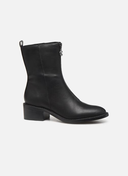 Boots en enkellaarsjes Chattawak BRENDA Zwart achterkant