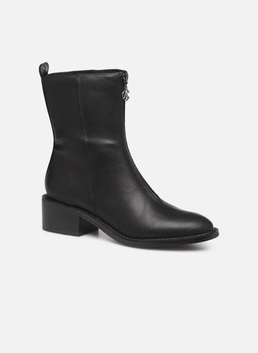 Boots en enkellaarsjes Chattawak BRENDA Zwart detail