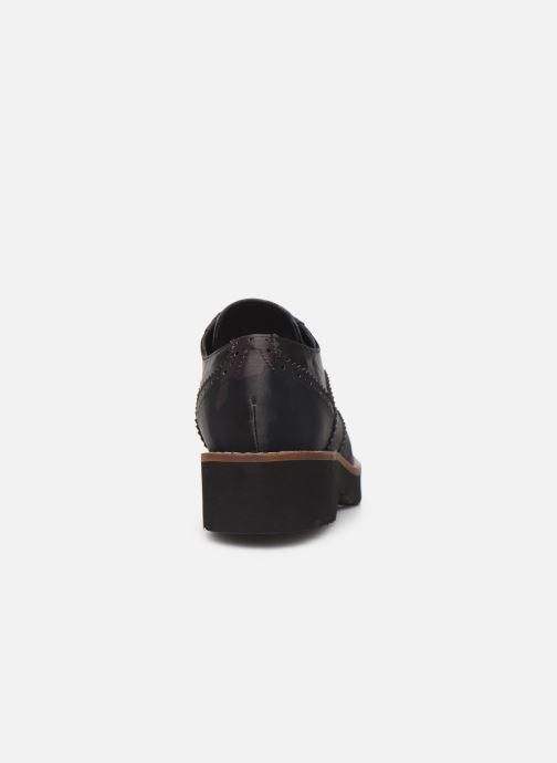 Chaussures à lacets Chattawak CARLA Vert vue droite