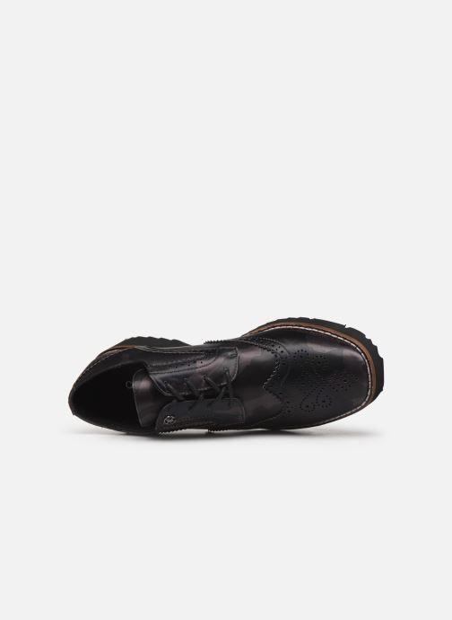 Chaussures à lacets Chattawak CARLA Vert vue gauche