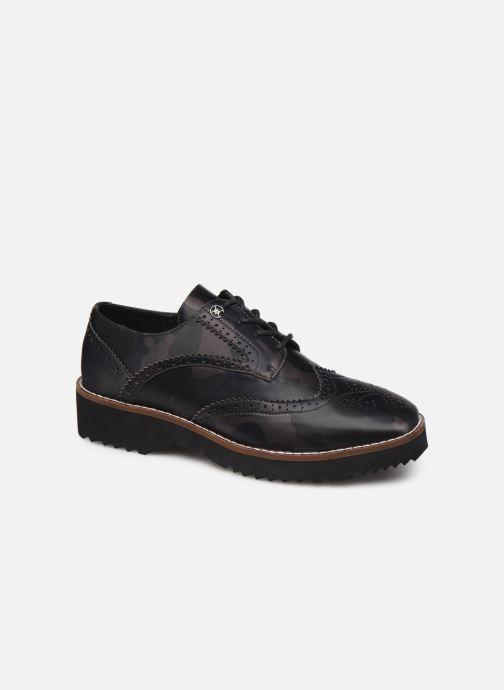 Chaussures à lacets Chattawak CARLA Vert vue détail/paire