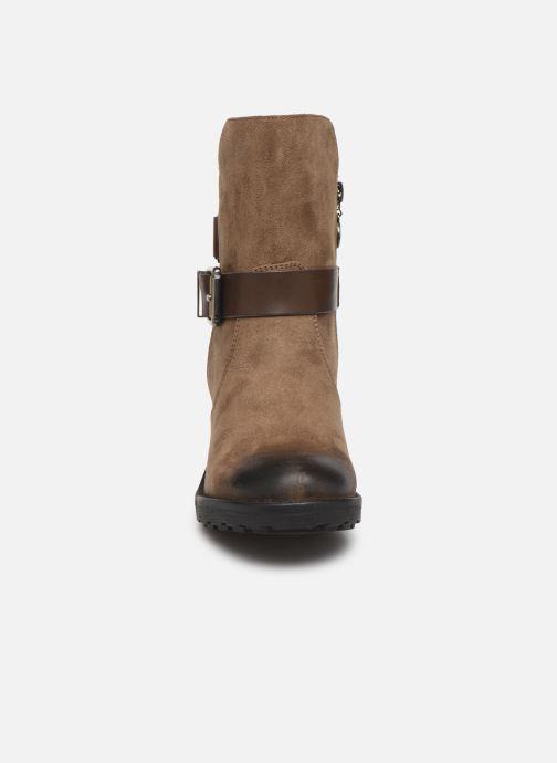 Stiefeletten & Boots Chattawak CLARISSE braun schuhe getragen